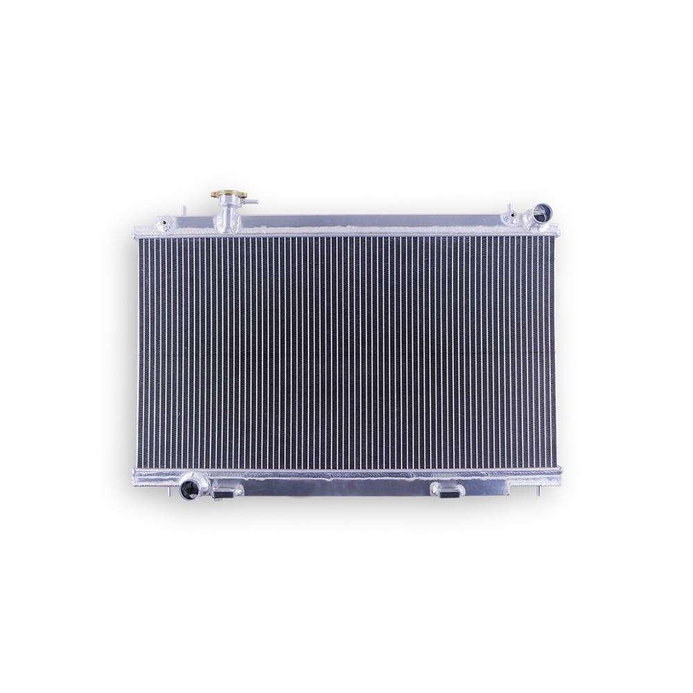 FOR 75-78 DATSUN 280Z FAIRLADY Z S30 L28E THREE ROW//CORE FULL ALUMINUM RADIATOR