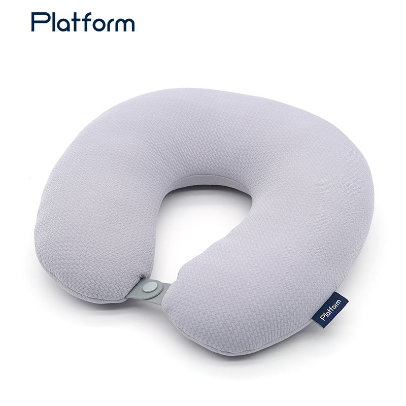 One-Stop Service [ Shape Pillow ] U-shape Neck Pillow Platform 2020 Hot Microbeads U Shape Neck Pillow Cheap Soft Travel Airplane Pillow Good Quality And Nice Price