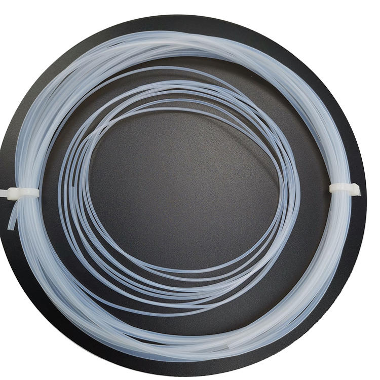 Sleeve Clear Tubing Insulation Virgin Hose Coil Chinese Supply 6ミリメートル10ミリメートル19ミリメートルBlack White Ptfe Tube Transparent 24 Years History