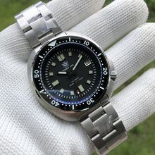 Ready To Ship STEELDIVE Brand SD1970 Affordable High Quality 6105 NH35 Japan Movement Automatic Diver Watch