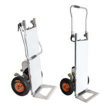 China aluminum lithium battery off battery electric handling trolley