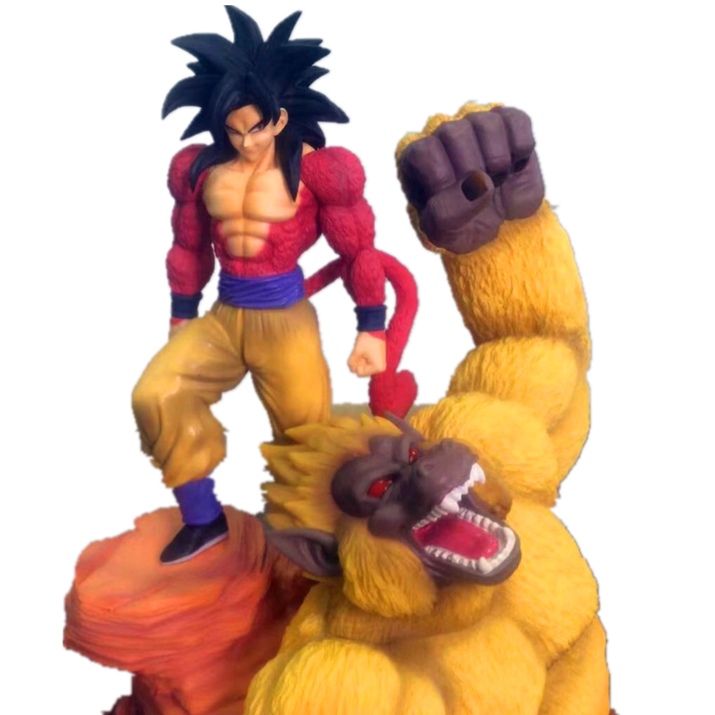 Hot Verkoop Speelgoed Gk Figuur Dragon Ball Z Super Hero Figuren Son Goku Saiyan Boxed Action Figure Decoratie Model Speelgoed