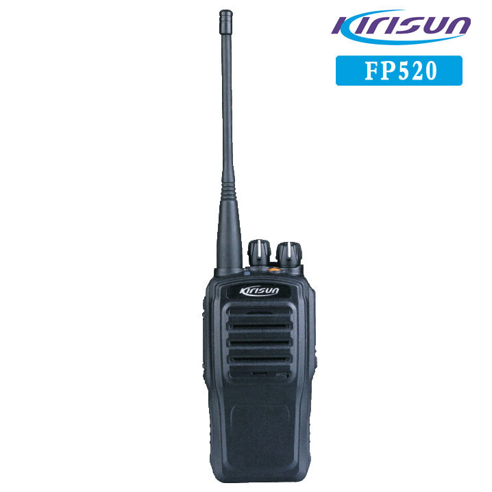 Kirisun FP520 Two Way Radio Repeater Digital Portable Radio 2-Way Radio