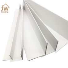 White Color Plastic Rubber Corner Protector PVC Clear Angle Beading Guards