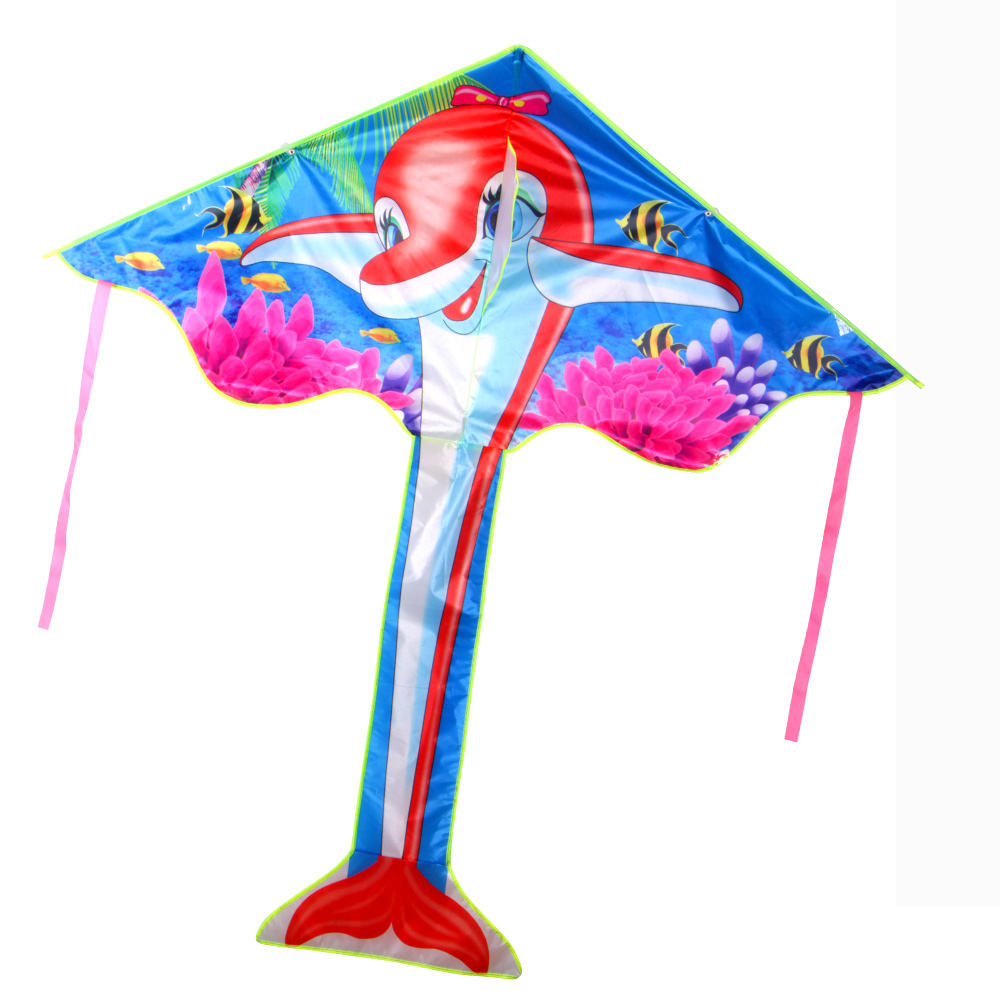 High quality Easy flying Child Toys ShanDong China big delta Animal Kite
