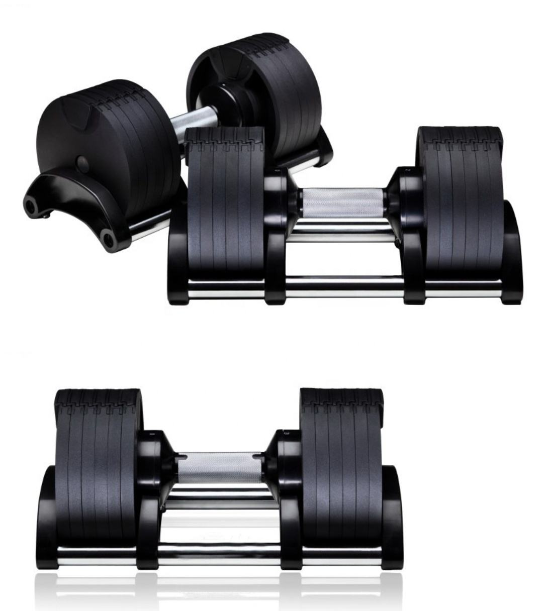 The Home Gym Equipment Adjustable Dumbbell Set Fitness 24or40kg