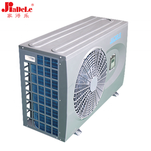 Jiadele OEM Large heating system outdoor above ground water heater Air Source Heater Swimming Pool Heat Pump for pool