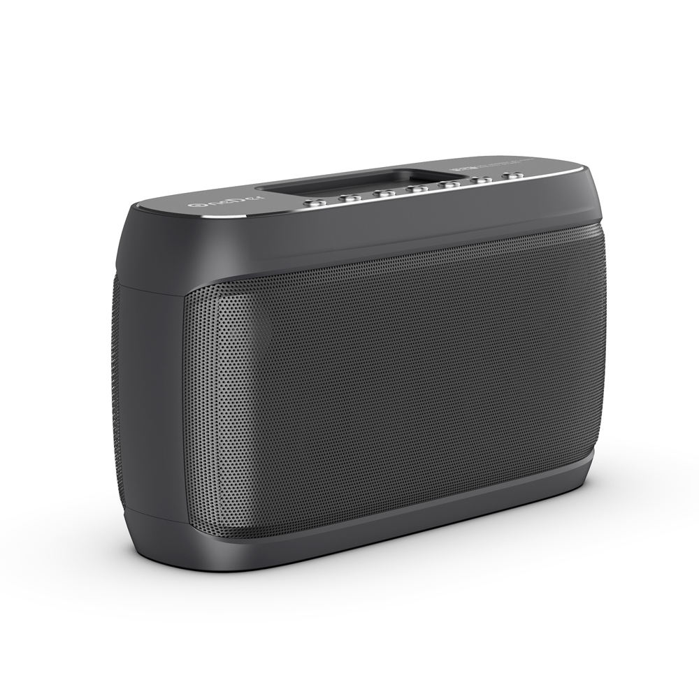 Profesional Hi-fi Subwoofer BOOMBOX DSP Outdoor Portable 2.1 Multimedia Speaker