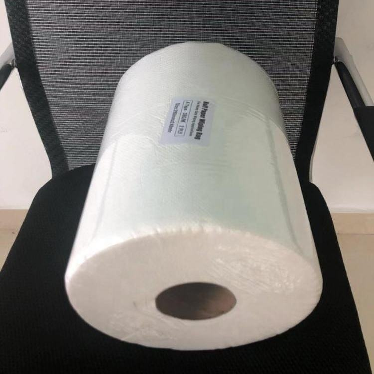 2ply blue hand towel paper