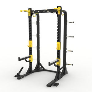 EM1091 Best home exercise equipment power squat rack/fitness power rack