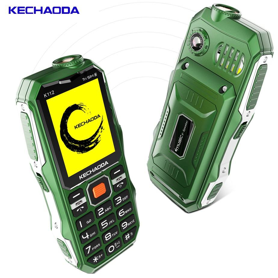 KECHAODA hot sale dual camera OEM multi-functional Waterproof outdoor phone
