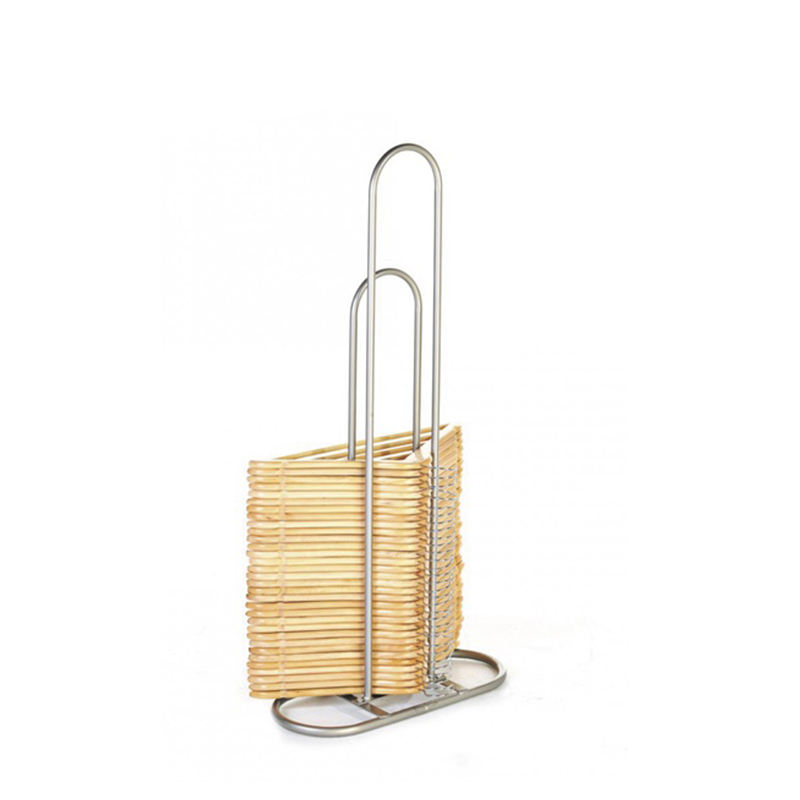 Clothes hanger stacker