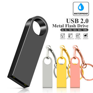 Mini metal usb flash drive 1gb 2gb 4gb 8gb 16gb 32gb 64gb de memoria stick usb 2,0 de 3,0 disco flash para la promoción