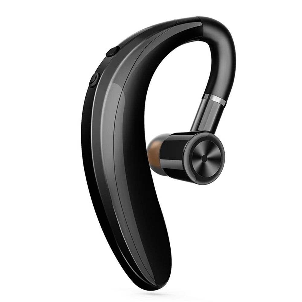 S109 Business Bluetooth Headset 5.0 Reported Phone Ear Style Long Standby Sports Wireless Earphones Cross-Border