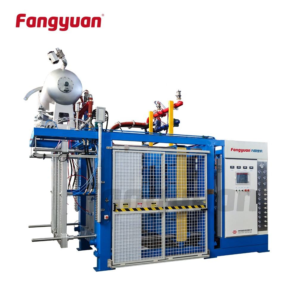 Fangyuan styrofoam machinery for eps packaging boxes manufacturer production line foam factory