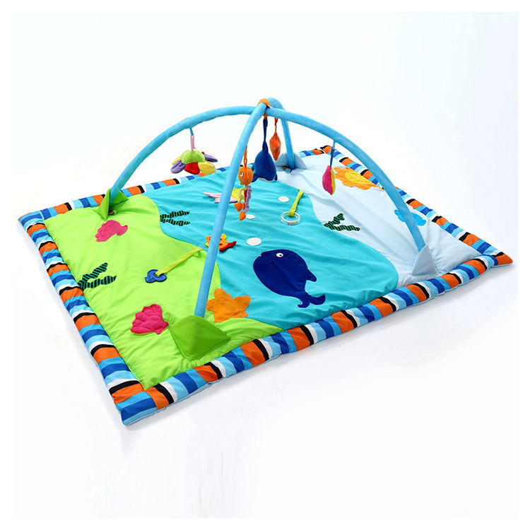 Baby Game Play Gym Mat Crawling
