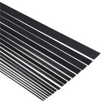 Hot Selling High Quality Unidirectional Pultruded Carbon Fiber Strip/Flat Bar