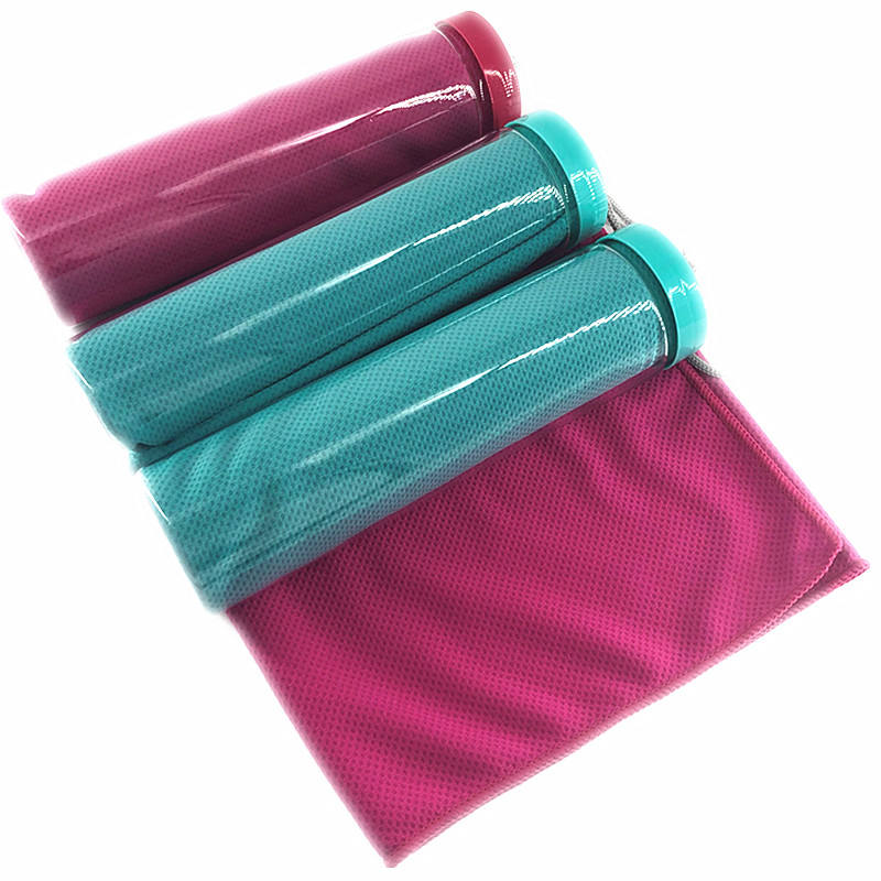 Hot sale cooling towel in can head band with cheap price