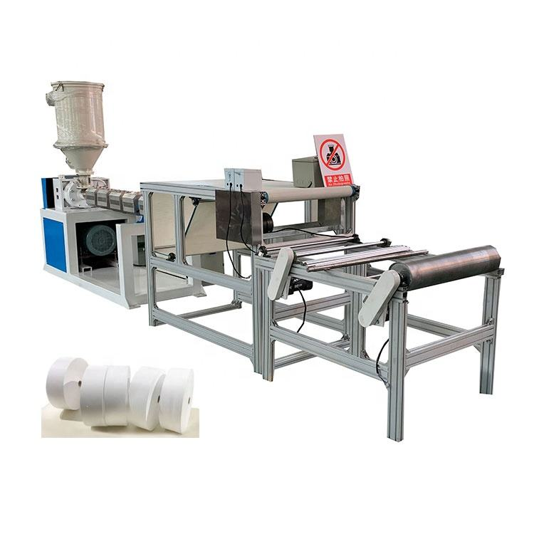 Small PP Meltblown Nonwoven Fabric Production Line