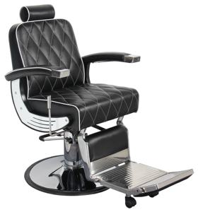 Reclining hydraulic pump barber chair in stock for sale with high quality beauty salon chair hair salon furniture