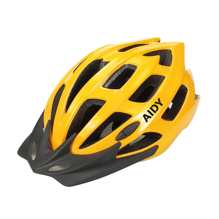 Best Sales Bike Helmet In-mold w/ Brim for Cycling Biking Bicycle Riding OEM/ODM Ebike Sport Customized Accessories CE EN 1078