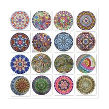 5D DIY Diamond Painting Crystal Diamond Home Decoration Mandala Flower Amazon Hot Sale Shaped Diamond Painting