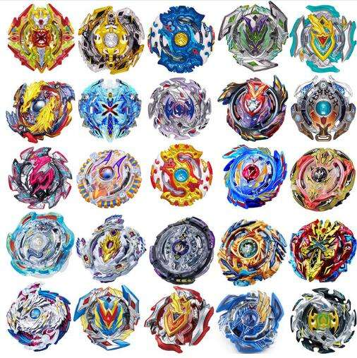 Beyblades Series Burst Metal Fusion Toupie Bayblade Burst Only Beyblades Without Launcher