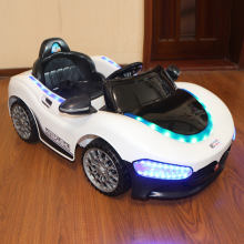 RC Model Radio Control Style and Plastic Material Kids Ride on Car with India Price