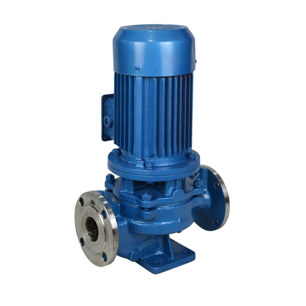 ISG / IRG Vertical Piping Centrifugal Pump/Vertical Turbine Centrifugal Pump/Pipe Mounted Pump