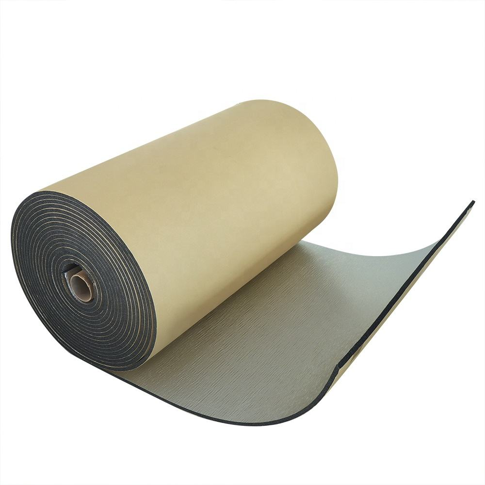 Roof Underlayment Insulation Crosslinked Heat Material Fire Resistant Density Pe Foam Sheet Fireproof Save Energy Xpe Foam