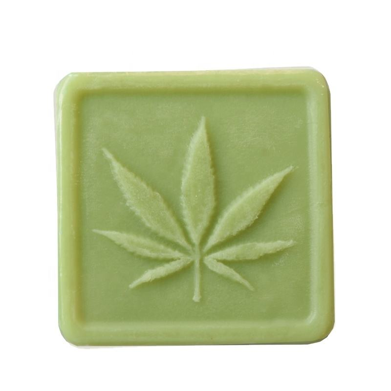 Guangzhou Manufacturer Hemp handmade CBD facial &body organic natural soap