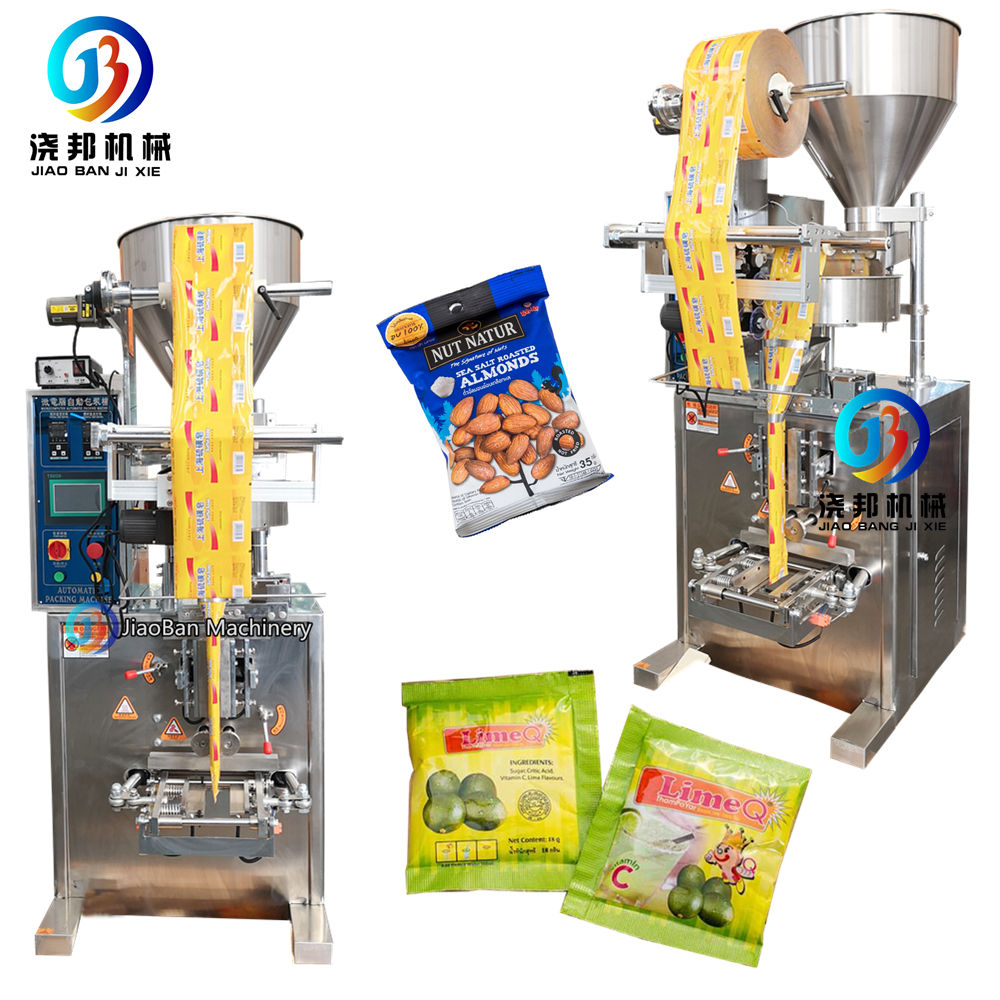 JB-150K grain Automatique machine de pesage de cajou/melon graines sachet emballage machine