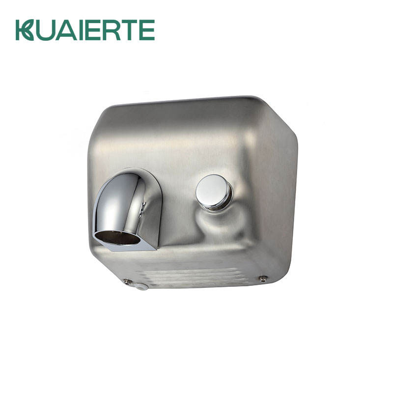China Hand Dryer Bathroom Stainless Steel Hand Dryer With Ce,Dry Hands Instantly In 5-7S