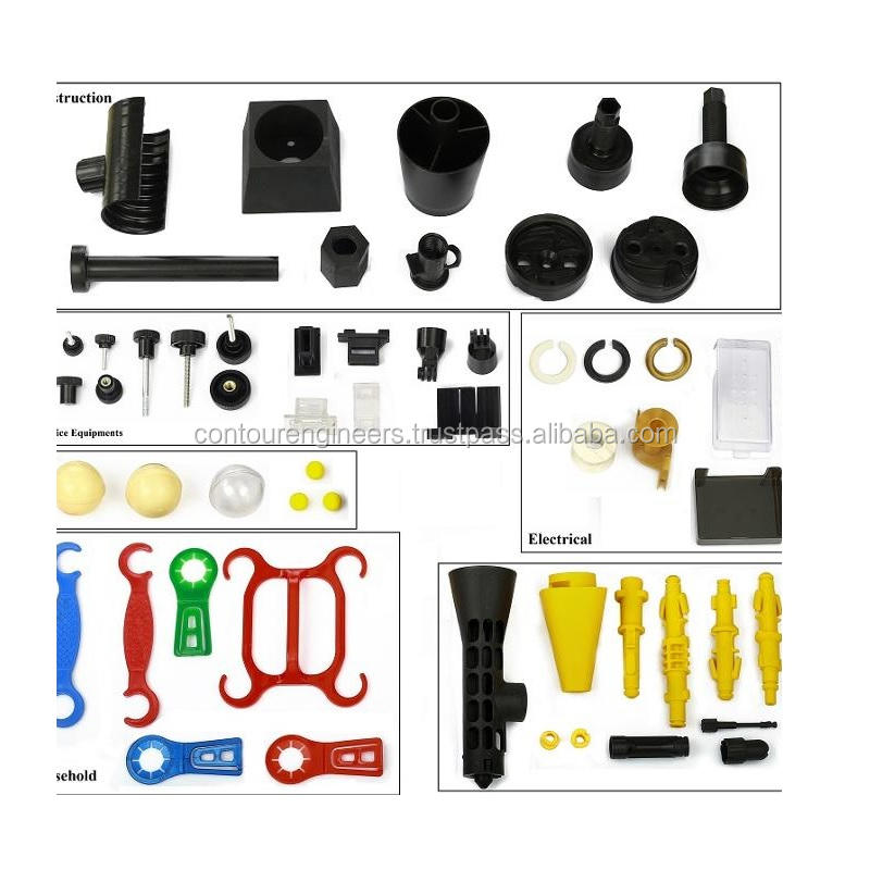 plastic molded parts/Injection Molded parts