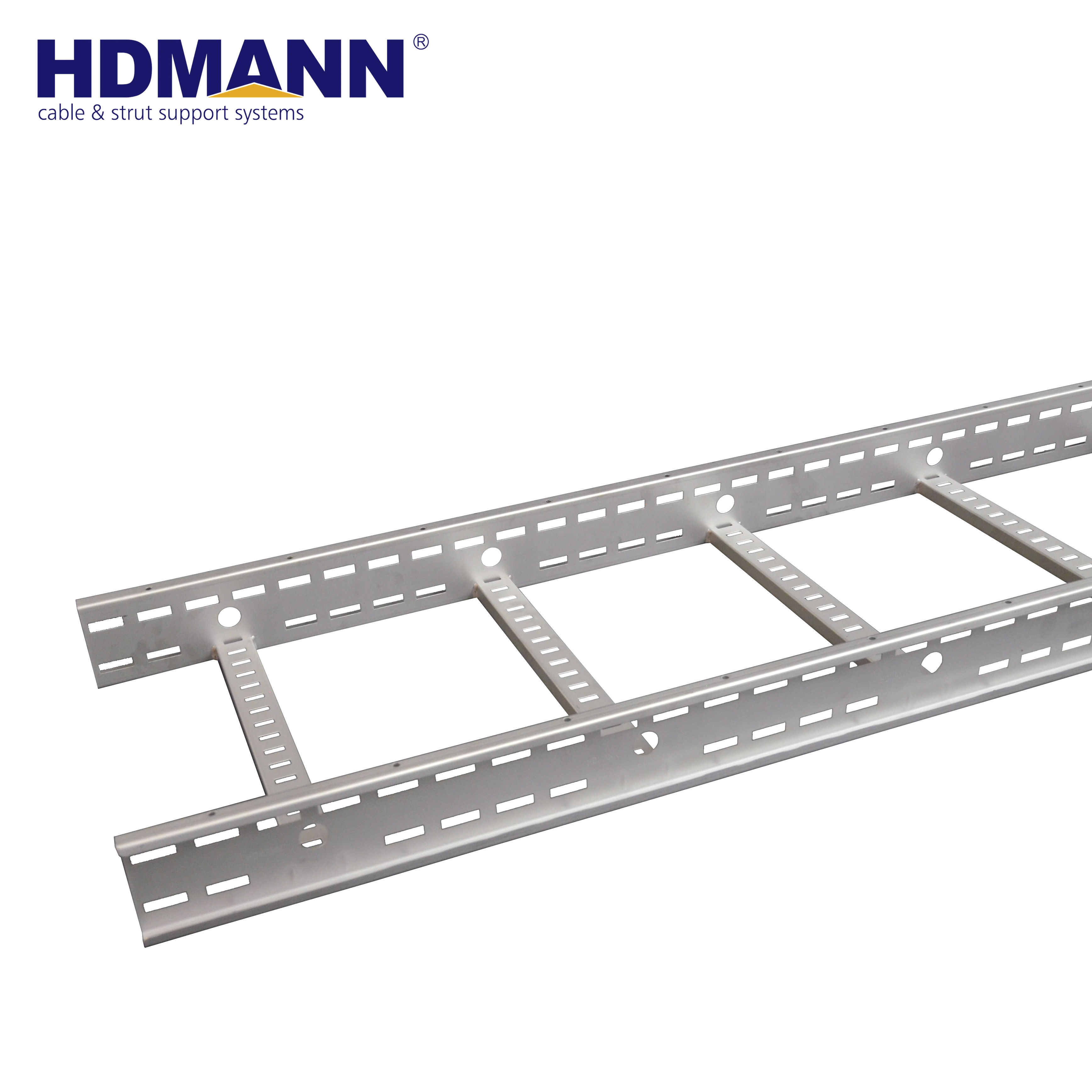 HDMANN Economical Price FRP Cable Ladder Fiberglass Cable Tray