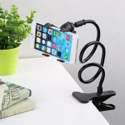 Creative Adjustable Phone Camara Holder with Clip Portable S