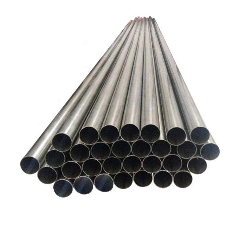 seamless pipes AISI 904 L sch8 stainless steel tubing