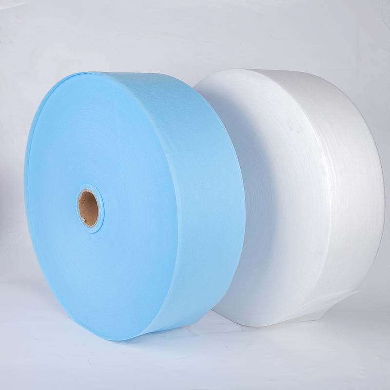 Medical meltblown nonwoven filter fabric
