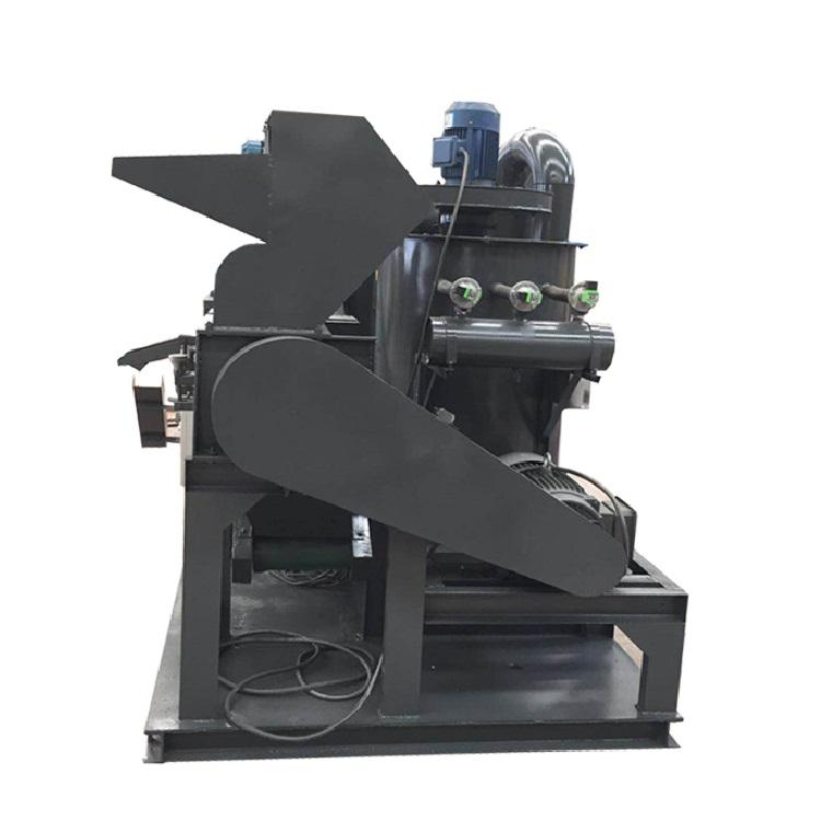 Copper Cable Wire Separator Granulator Stripping Recycling Machine