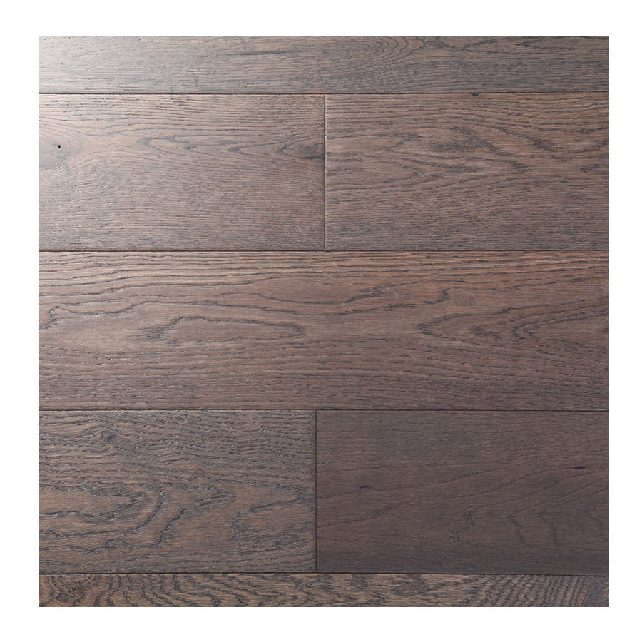 New Product real wood veneer Rigid core spc engineered wood flooring