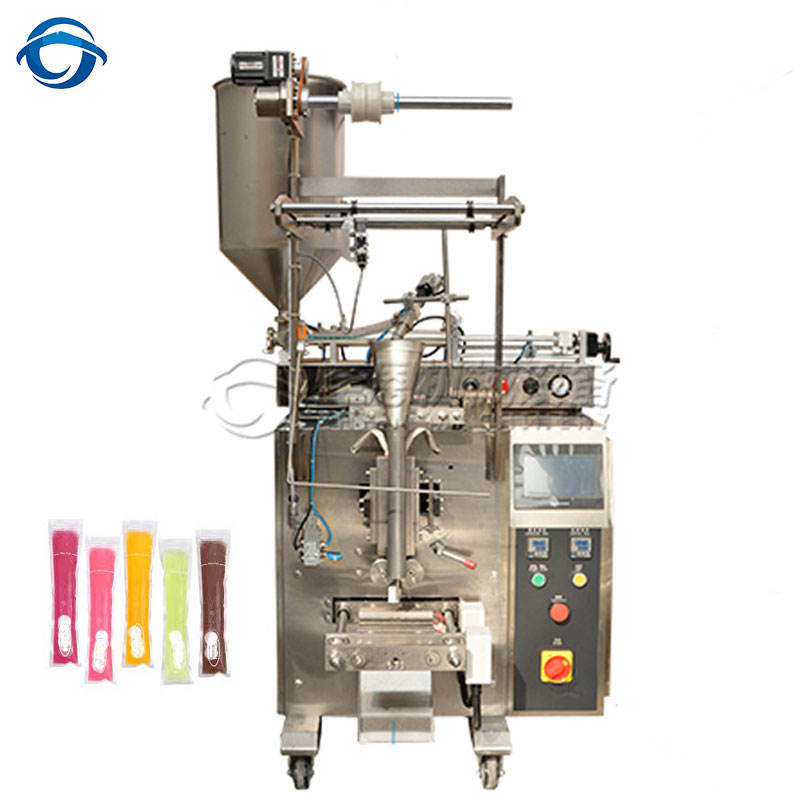 High speed mini small vertical sachet liquid automatic packing machine