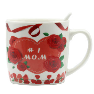 Mother'S Day Mug Manufacturer Wholesale Cheap Accept Custom Mug Ceramic Cup
