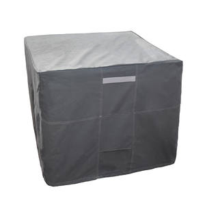 Dustproof Durable Square Outdoor Air Conditioner Cover to Extended Service Life