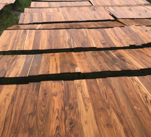 legal harvested plantation teak solid hardwood flooring from Asia