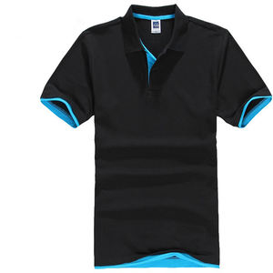 Bestickte shirts custom 2020 Neueste Designs Dry Fit Stickerei Männer Pullover Polo T Shirts