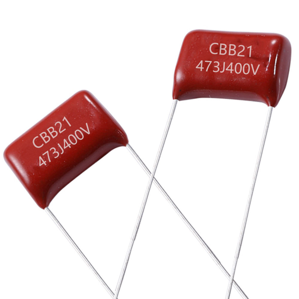 100pcs 250V 473 K 0.047uf 47nf 47000pf P10 CBB21 CBB metal film capacitor