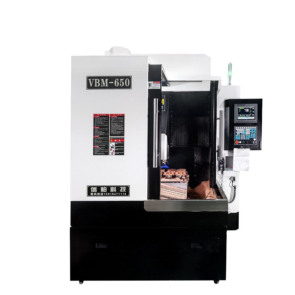 Precision plastic molding EDM copper 3 axis cnc vertical drilling machined engraving machine