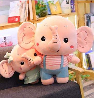 China Alibaba Supplier Promotional Plush Toy Cute Products