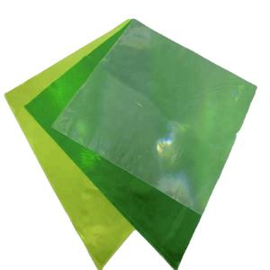 Factory price high reflection prismatic PVC reflective plastic sheet
