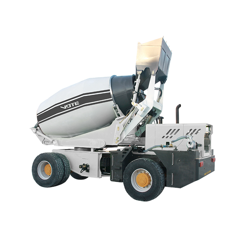 Graphic Customization [ 6 Mixer Truck ] 6 Cubic Meters Concrete Mixer Truck 6 Cubic Meters Concrete Mixer Truck For Sale